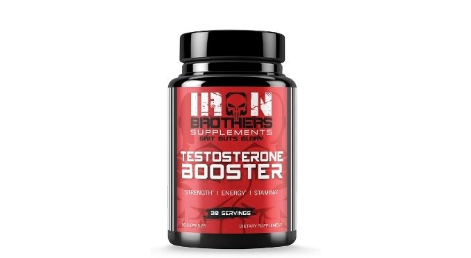 Iron Brothers Testosterone Booster Review
