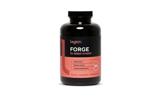 Legion Forge Review - Does This Belly Fat Burner Work?