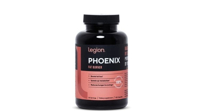 Legion Phoenix Review - Does this fat burner WORK?
